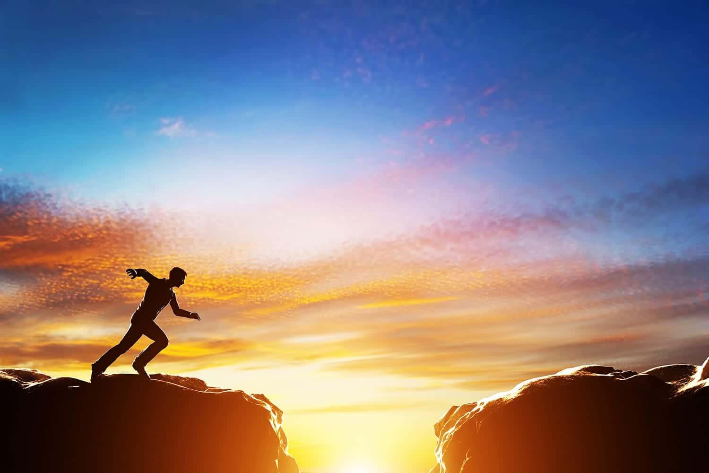 Como dimensionar risco, arrojo, prudência e coragem na vida empreendedora?
