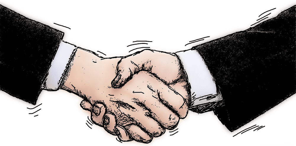Quais as diferenças ou semelhanças nos relacionamentos entre pessoas e empresas com seus clientes?