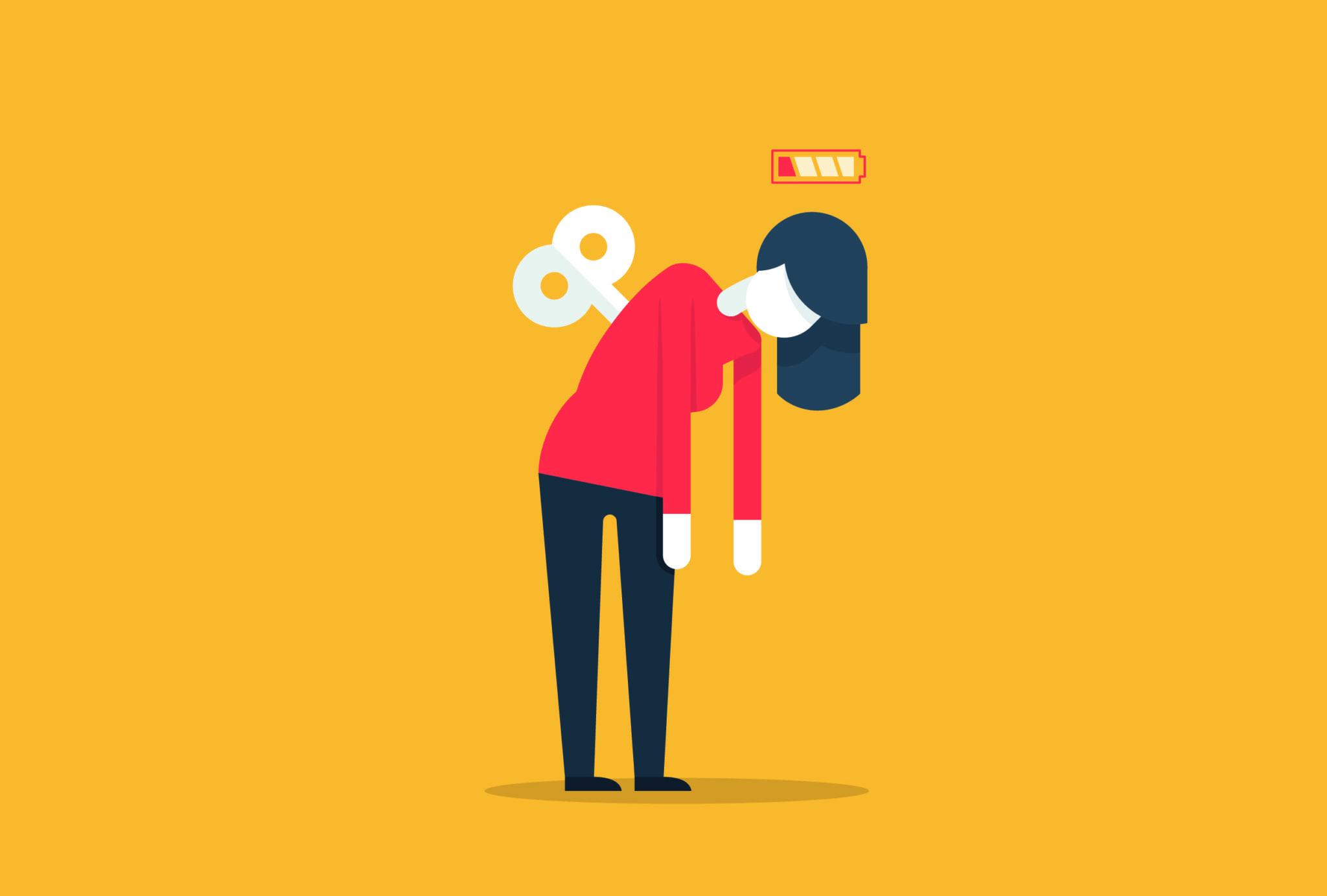 Você sente-se desanimado ou está apenas desmotivado?